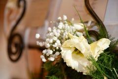Un ramo de flores Foto de archivo libre de regalías
