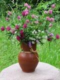Un ramo de flores del prado Fotos de archivo libres de regalías