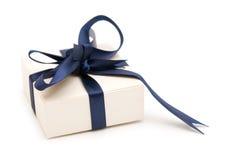 Un rectángulo de regalo de lujo Foto de archivo libre de regalías
