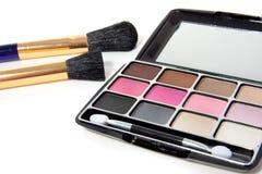 Un rectángulo del maquillaje Foto de archivo libre de regalías