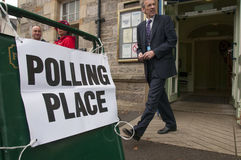 Un referendum di 2014 Scottish Fotografie Stock