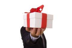 Un regalo per voi! fotografia stock libera da diritti