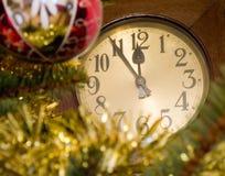 Un reloj Imagen de archivo libre de regalías
