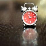 Un reloj viejo Imágenes de archivo libres de regalías