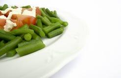 Un repas sain Photographie stock libre de droits