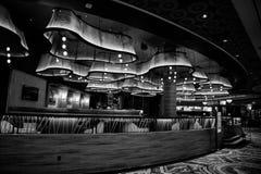 Un restaurant spécial de Las Vegas photos libres de droits