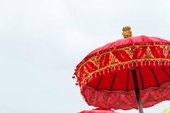 Un retrato de un paraguas Imagen de archivo