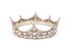 Un rey o una corona del Queens fotografía de archivo