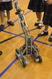 Un robot Image stock