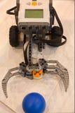Un robot Photographie stock
