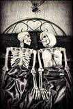Un romance no tan muerto Imagen de archivo libre de regalías