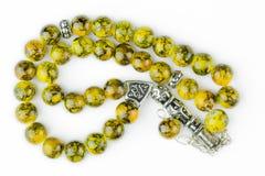 Un rosario islámico comprado en Turquía Fotos de archivo libres de regalías