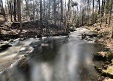 Un ruisseau de bavardage Images stock