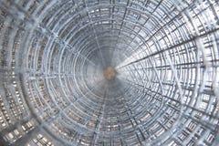 Un ruolo del filo di acciaio Fotografia Stock