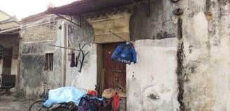 Un rural viejo en China meridional fotos de archivo libres de regalías
