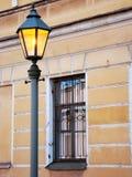 Un símbolo de la pérdida de electricidad Imágenes de archivo libres de regalías