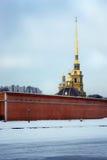 Un símbolo de St Petersburg Fotos de archivo libres de regalías