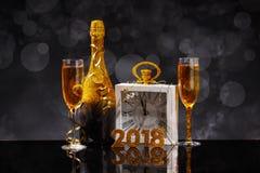Un ` s da 2018 nuovi anni Fotografia Stock