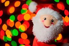 Un Santa hecho en casa Foto de archivo libre de regalías