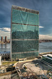 UN Secretariat HDR Royalty Free Stock Images