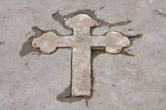 Un sepulcro viejo en Holanda Imagen de archivo
