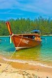 Un serveur de bateau Images stock