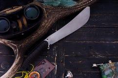 Un sistema del silvicultor Herramientas para el salvador foto de archivo libre de regalías
