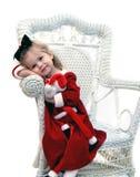 Un sogno girlish fotografie stock libere da diritti