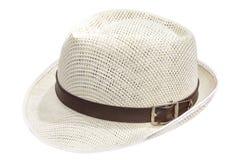 Sombrero de Fedora Fotografía de archivo libre de regalías