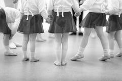 Un studio de danse Images libres de droits