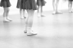 Un studio de danse Image libre de droits
