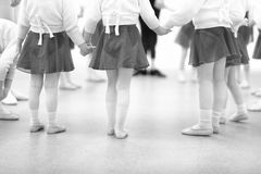 Un studio de danse Photographie stock libre de droits