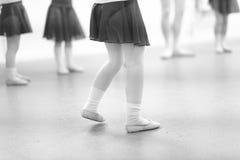 Un studio de danse Photos libres de droits