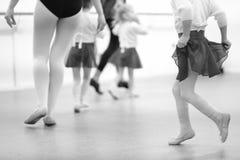 Un studio de danse Image stock