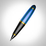 Un stylo Photos libres de droits