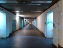 Un subterráneo Imagen de archivo