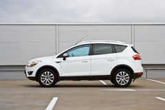 Un SUV compact Images stock