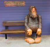 Un symbole d'amusement a trouvé dans la région d'Okanagan de la Colombie-Britannique photo stock