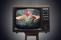 Un symbole de santé. Valentines de symbole. Images libres de droits