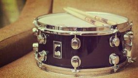 Un tambor Imagen de archivo