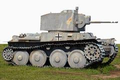 Un tanque de la Segunda Guerra Mundial Fotos de archivo libres de regalías