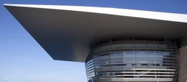 Un teatro de la ópera moderno Imágenes de archivo libres de regalías