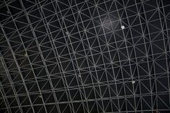 Un techo industrial Imagenes de archivo