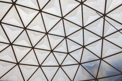 Un tejado del verde Imagenes de archivo