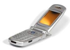 Un telefono mobile Fotografia Stock Libera da Diritti
