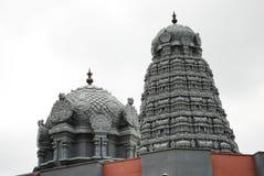 Un Temle en Haridwar Imagen de archivo