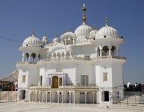 Un tempiale sikh fotografia stock libera da diritti