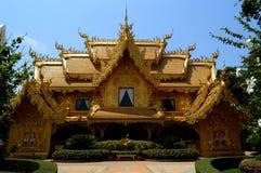 Un tempio Fotografia Stock