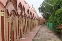 Un tempio indù dello shiva Fotografia Stock Libera da Diritti