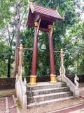 Un tempio nella natura fotografia stock libera da diritti